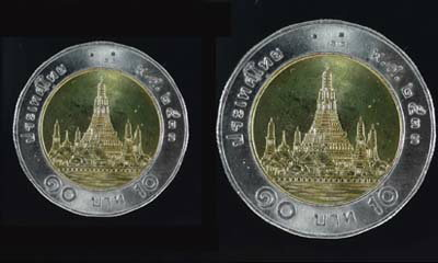 กรมธนารักษ์ยัน เหรียญ 10 ปี 33 มี 50 ล้านเหรียญ