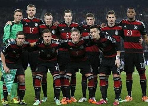 เยอรมันประกาศ23นักเตะชุดบอลโลกดาวดังครบทีม