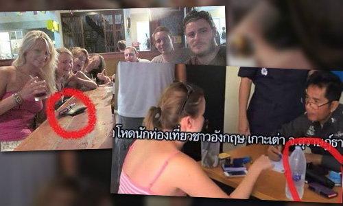 ตร.ชี้ปมโทรศัพท์ 2 นักท่องเที่ยว ยันเจอที่บ้านผู้ต้องหา