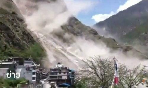 แผ่นดินไหวเนปาลซ้ำสอง หวั่นย่านชนบทเสียหายหนัก