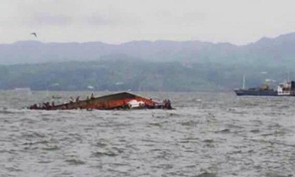 เรือเฟอร์รี่ขนผู้โดยสาร 173 คน อับปางในฟิลิปปินส์ ดับแล้ว 36 ราย