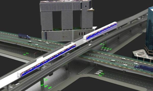 สะพานรัชโยธิน ยังอยู่ มติสรุปไม่ทุบสร้างรถไฟฟ้า