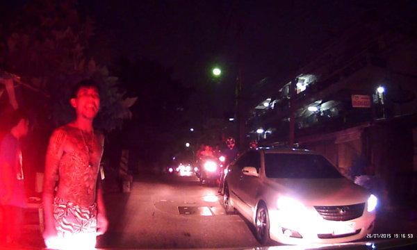 โชเฟอร์แท็กซี่ในคลิปนักเลงสุขสวัสดิ์ 30 ยันเอาเรื่องถึงที่สุด