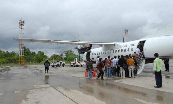 เครื่องบิน #TGN267 ของอินโดฯ ขาดการติดต่อ