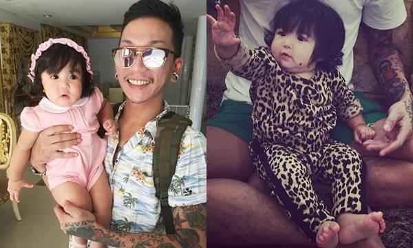 น้องแตงไทย ลูกสาวแจ๊ส ชวนชื่น น่ารักอย่างกับตุ๊กตา