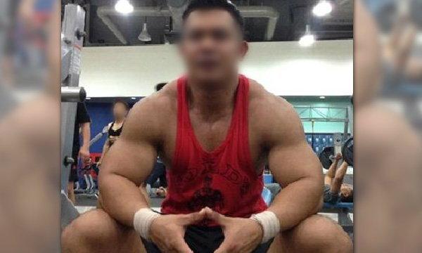 หนุ่มเพาะกายช็อกดับคาห้อง คาดเร่งกล้ามเนื้อ เตรียมลงแข่งขัน
