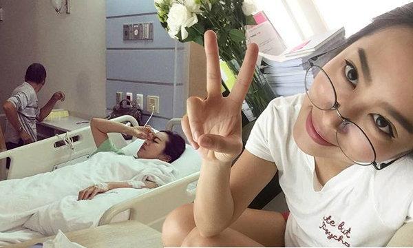 จ๋า ณัฐฐาวีรนุช โพสต์ซึ้งถึงพ่อแม่ หลังป่วยหนักเข้าโรงพยาบาล