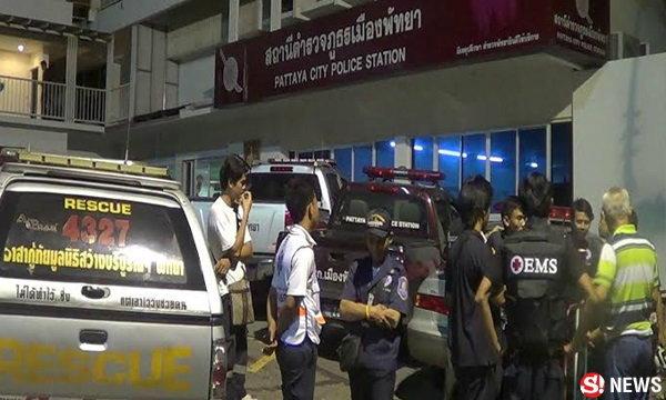 สายตรวจจอมฉาวกระฉ่อนพัทยายังซ่า กู้ภัยร้องถูกป่วน