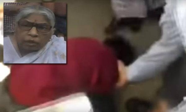 รมต.หญิงที่อินเดีย เตะหัวเด็กขอทานขอเงิน 1 รูปี