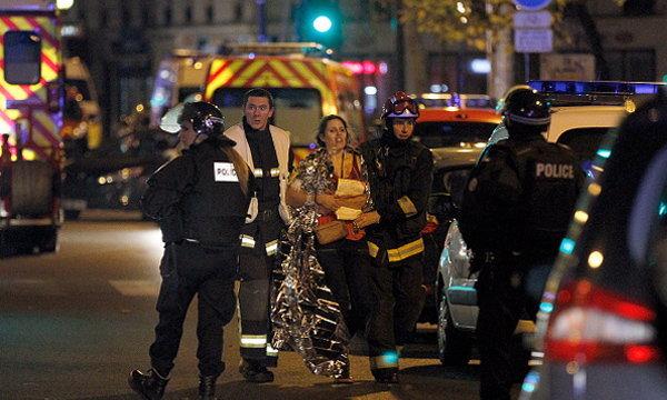 กลุ่ม ISIS อ้าง ก่อการร้ายกรุงปารีส ยอดดับพุ่งกว่า 160 คน
