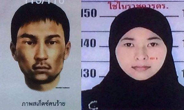 หมายจับเพิ่ม 2 ราย หญิงไทย-ชายไม่ทราบสัญชาติ คาดเอี่ยวบึ้มราชประสงค์