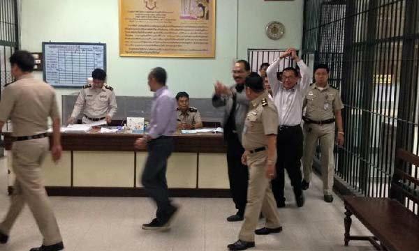 ศาลอาญา คุก4ปี4ด. ณัฐวุฒิ-วีระกานต์-เหวง-วิภูแถลง นำนปช.บุกบ้านป๋าเปรม-ไม่รอลงอาญา