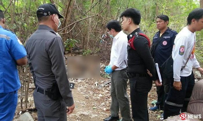 พบศพหญิงชราถูกเผากลางป่ากระถิน สอบลูกสาวทำตัวน่าสงสัย
