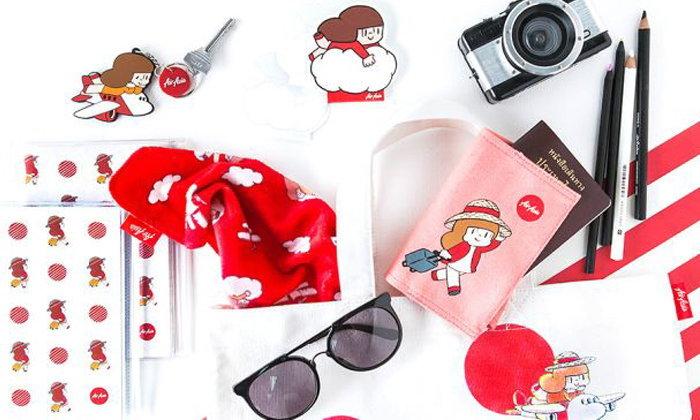 จัดไป!! AirAsia เอาใจแฟนคลับมะม่วง จัดคอลเลกชันสุดฟิน AirAsia & Mamuang Exclusive Collection