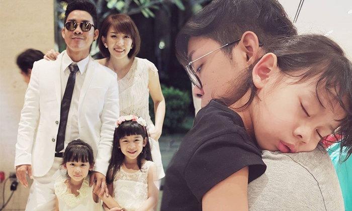 ภาพน่ารักครอบครัว โจ๊ก โซคูล สาเหตุที่ตัดใจลาออกจากวง