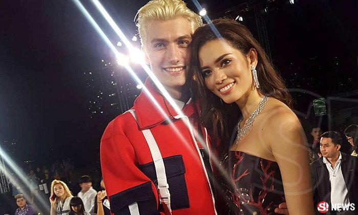 เปิดใจ Andreas แฟนติช่า หลังหวานใจชนะ The Face Thailand 2