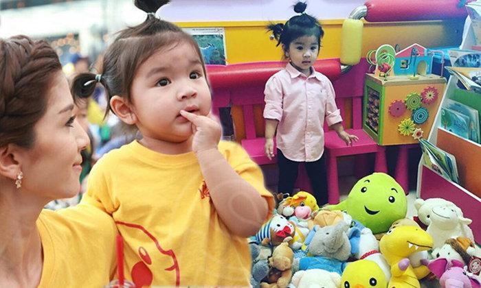 น้องมะลิ ส่งต่อความสุขวันเด็ก มอบตุ๊กตาให้ผู้ป่วย
