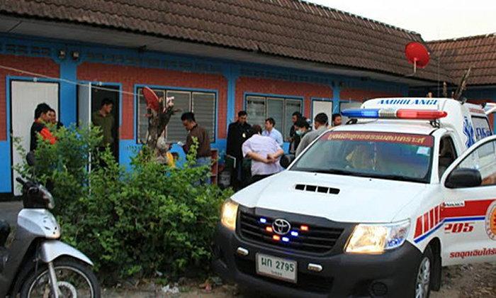 ด.ต.หึงโหด บุกบ้านผู้ช่วยพยาบาล ยิงดับยกครัว 3 ศพ
