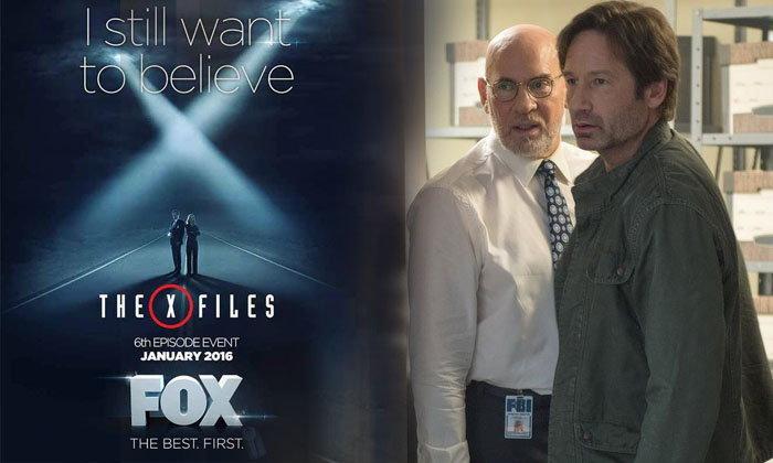 คอซีรี่ส์เฮ!! The X-Files หวนคืนจอ