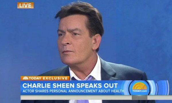 """""""ชาร์ลี ชีน"""" ออกมายอมรับ เขาคือ..ดาราฮอลลิวูดที่ได้รับเชื้อ HIV"""