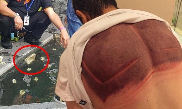 สาวไทยโวย สามีชาวออสซี่เกือบตายคาสระน้ำคอนโดหรู