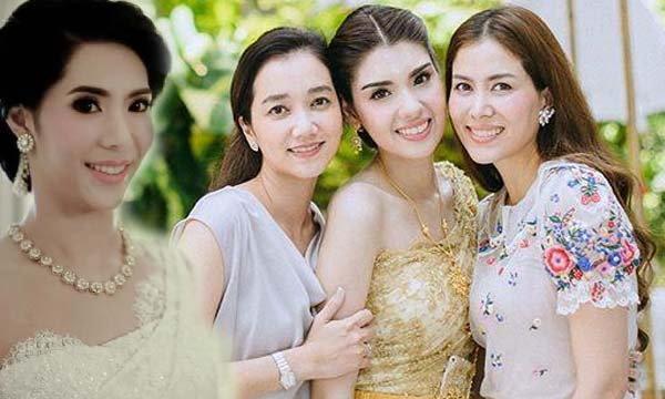 4 สาวตระกูลสิริสุขะ สวยเป๊ะทุกคน