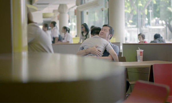 "Internet Film ""Decibel of Love ความรักที่ดังที่สุด"" จากแมคโดนัลด์"