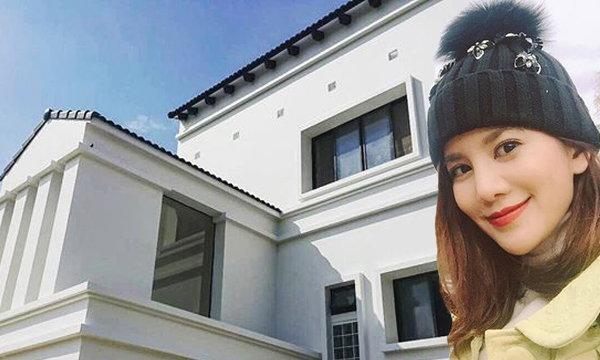 ลูกกตัญญู ก้อย รัชวิน ซุ่มเป็นปีสร้างบ้านหลังใหญ่ให้พ่อแม่