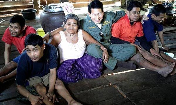 เด็ดเดี่ยว! แม่เลี้ยงลูกพิการ 4 คนโดยลำพัง เผยไม่เคยคิดทิ้งลูก
