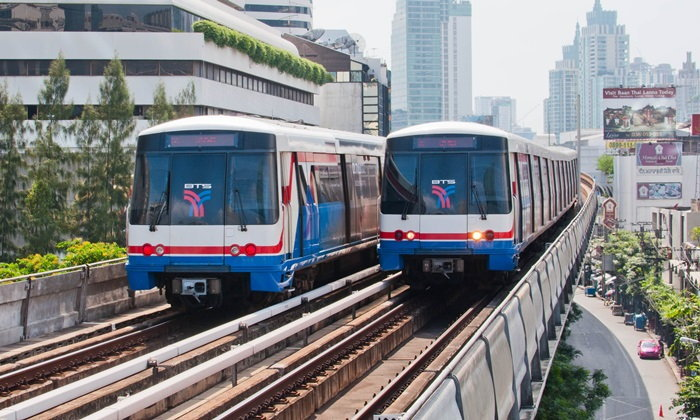 รถไฟฟ้าบีทีเอส ชดเชยผู้โดยสาร เหตุขัดข้องเมื่อ 24 ก.พ.