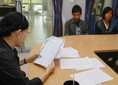 หนุ่มลูกครึ่งไทย-อเมริกันร้องปวีณาช่วยตามหาพ่อ