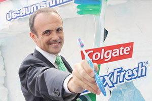 คอลเกต ส่งแปรงสีฟัน แมกซ์เฟรซ กลิ่นมิ้นท์บุกตลาดหนุ่มสาวรุ่นใหม่