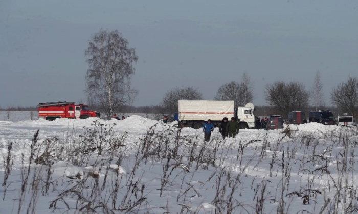 คาดเครื่องบินรัสเซียตก เหตุน้ำแข็งเกาะอุปกรณ์วัดลม