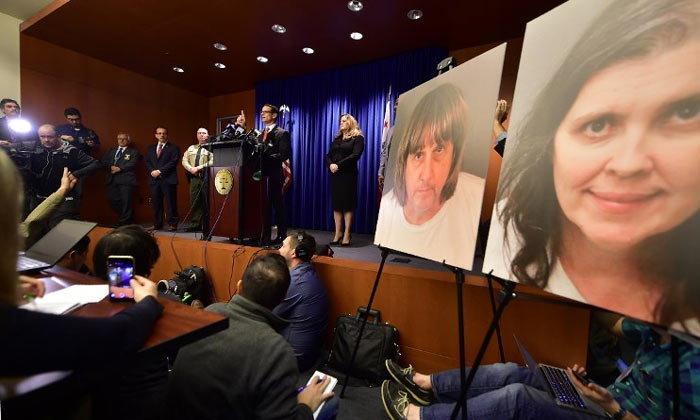 พ่อแม่สุดโหดชาวอเมริกัน ปัดทรมานลูก 13 คน