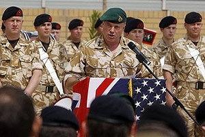 อังกฤษเริ่มถอนทหารออกจากอิรัก