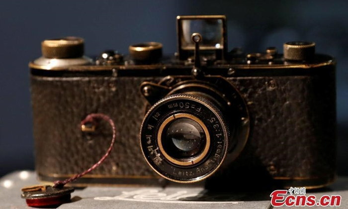 ประมูลกล้อง Leica อายุร่วมร้อยปี ราคาแพงสุดในโลกกว่า 95 ล้านบาท
