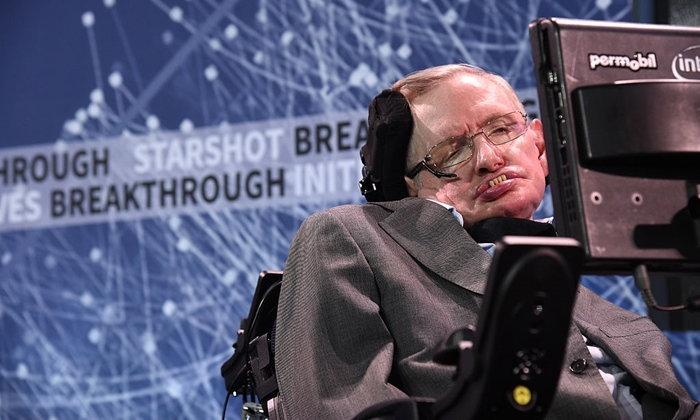 'สตีเฟน ฮอว์คิง' นักวิทยาศาสตร์ชื่อก้องโลก เสียชีวิตแล้วในวัย 76 ปี