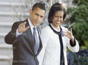 ผู้นำสหรัฐ-ภรรยาเปิดเคล็ดลับการครองชีวิตคู่