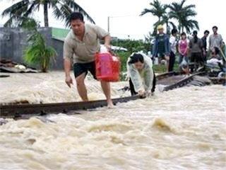 ยอดตายจากพายุมิรีแนถล่มเวียดนามพุ่ง 23 คน