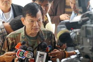 กองทัพชงข้อมูลรอนายกฯเรียกสมช.ประเมินลดร่วมมือไทย-เขมร