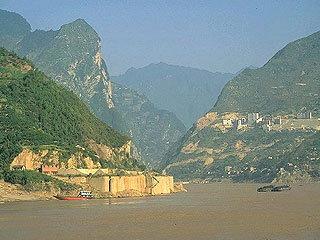 ภาวะโลกร้อนจะส่งผลต่อแม่น้ำแยงซีของจีน