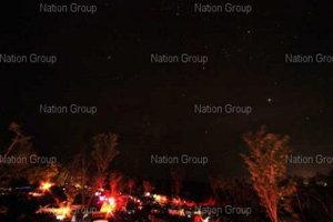 เชียงใหม่เห็นฝนดาวตกลีโอนิดส์ 2 ดวง