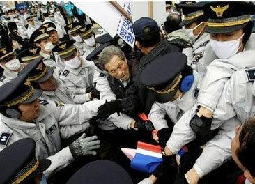 เกาหลีใต้ระดมทหาร-ตำรวจ 13,000 นายอารักขาโอบามา