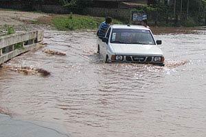 นราฯน้ำลดสำรวจเสียหายกว่า44ล้าน