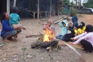 แม่ฮ่องสอน-ลำปางประกาศเขตภัยพิบัติหนาว