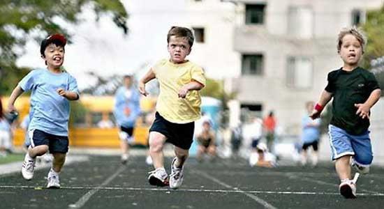 สุดยอด!!มหกรรมกีฬาของคนตัวเล็ก