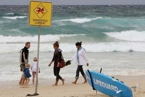 ฉลามโหดทำร้ายชายชาวออสเตรเลีย