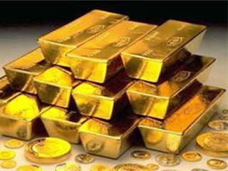 ราคาทองคำทำสถิติเหนือ 1,215 ดอลลาร์สหรัฐ