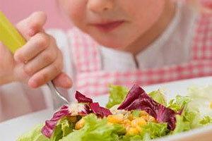 แนะเด็กกินผักสด สู้หวัดหน้าหนาว
