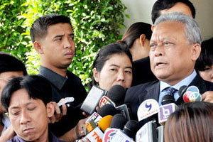 สุเทพ ลั่นนายกฯไทย-มาเลย์ปลอดภัย